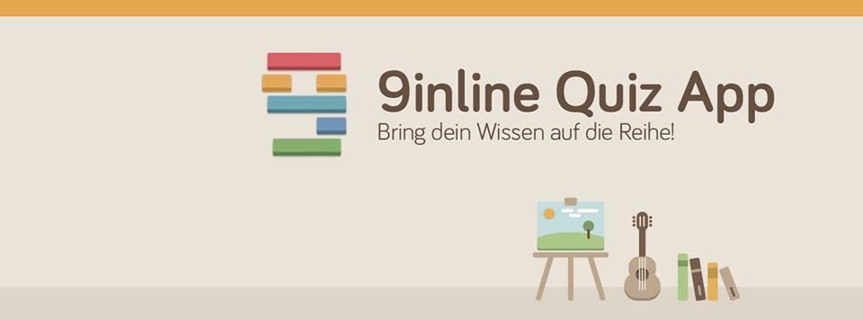 9inline macht Spaß, schlau und süchtig. Gratis download im App Store
