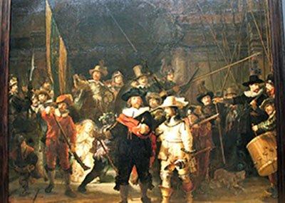 Nachtwache Rembrandt